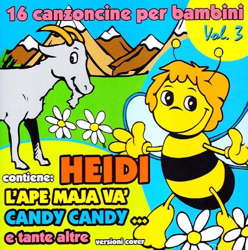 16 Canzoncine Vol.3 Heidi