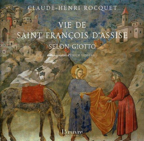 Vie de saint François d'Assise selon Giotto
