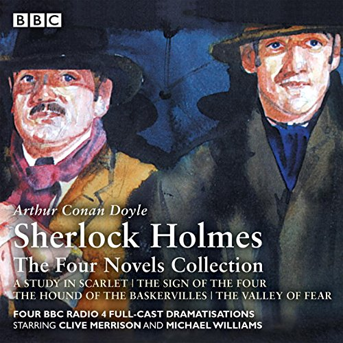 Sherlock-Holmes-The-Four-Novels-Collection-BBC-Audio