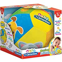 Baby, Sound Activity Soft Ball, macht lustige Tierlaute - Baby Soft Spiel Weicher Ball Tier Sound Geräusche Motorik Spielzeug