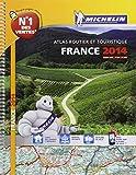 Atlas Routier France 2014 Michelin Spirale Meilleure Vente