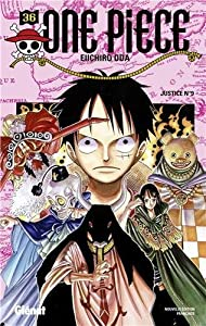 One Piece Edition originale Justice n°9