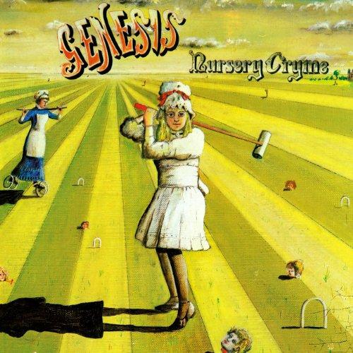 Genesis: Nursery Cryme (Remastered) (Audio CD)