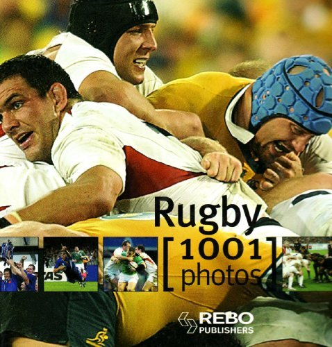 Rugby 1001 Photos (Cubebooks) by Le Chevallier (2009-12-22) (1001 Rugby)
