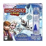 Hasbro Monopoly Junior Game Frozen Edition