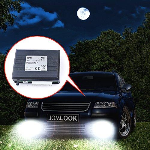 JOM 7120 Coming Home Modul universal, mit Lichtsensor, einstellbar von 12-22 Sek.