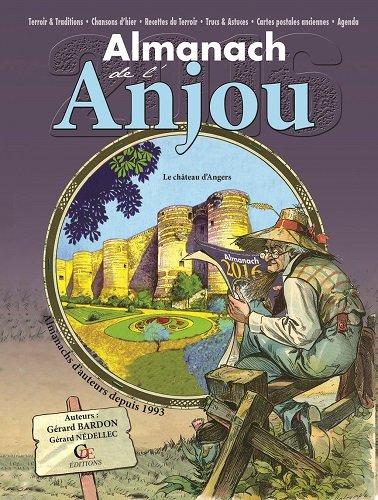 Almanach de l'Anjou 2016