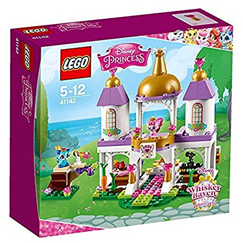 LEGO Disney Princess 41142 - Königliches Schloss der Palasttiere
