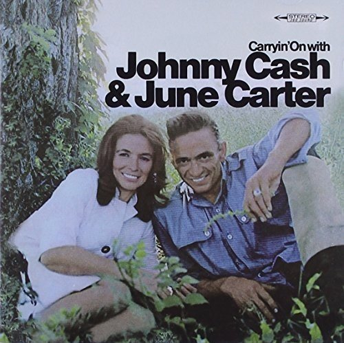 Carryin' on With Johnny Cash & June Carter (June Carter-cd)