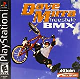 Dave Mirra Freestyle BMX by Playstation