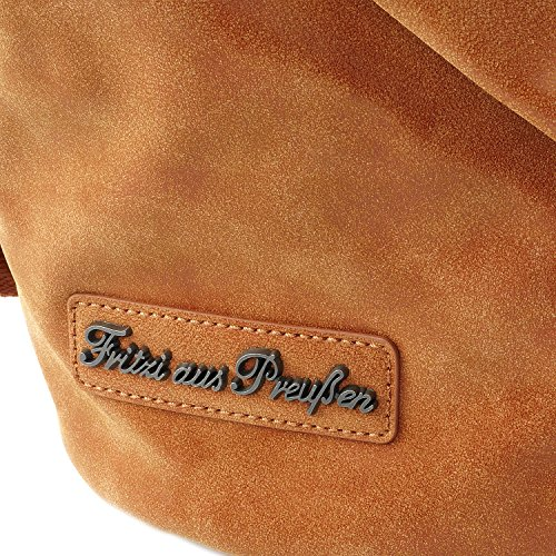 Fritzi aus Preußen Marit, Sac à main à bretelles pour port en sac à dos terra 3