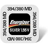 ENERGIZER 394/380 Lot de deux piles 1.55V