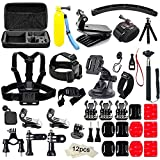 #4: Robustrion 50-in-1 Outdoor Sports Essentials Kit for Gopro 5/4/3+/3/2/1 and SJCAM