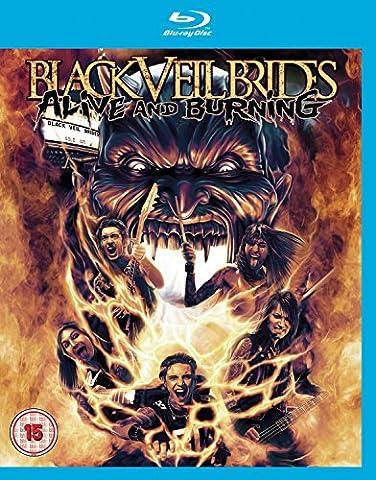 Black Eagle - Black Veil Brides : Alive and Burning
