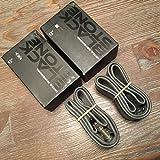 Black Stone 2x DV 12 Zoll Schlauch 12 1/2x2 1/4 | 47/62-203 Dunlop-/Blitz- Ventil Fahrrad, Roller, Dreirad, Kinder- Bollerwagen, Anhänger