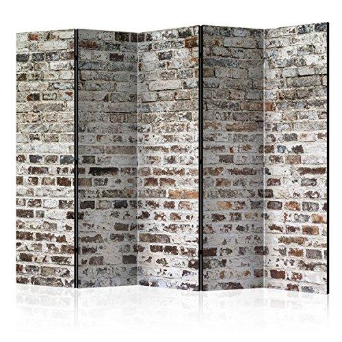 murando Biombo con Tablero de Corcho Ladrillo 225x172 cm - de Impresio