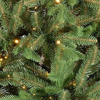 Excellent-Trees-Knstlicher-Weihnachtsbaum-Tannenbaum-Christbaum-grn-LED-Ulvik-180-cm-mit-Beleuchtung-350-Lmpchen-beleuchtet