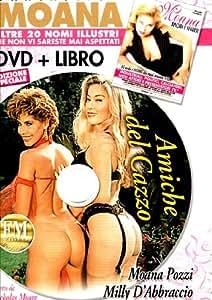 Moana - amiche del cazzo + Book (XXX Adult) (Dvd) Italian Import