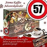 Geschenke zum 57. | Adventskalender Bohnen Kaffee | Adventskalender Kaffeebohnen Erwachsene Adventskalender Kaffeebohnen Adventskalender aromatisierter Kaffee Adventskalender aromatisierter Kaffee 2018 Adventskalender aromatisierter Kaffee
