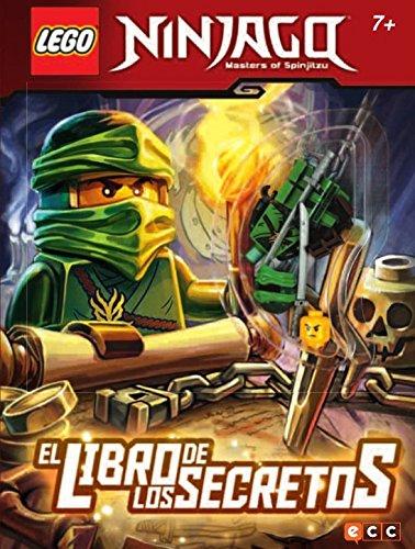 LEGO NINJAGO. El libro de los secretos por Varios autores