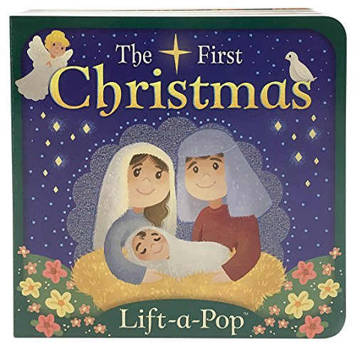 First Christmas (Lift a Pop) por Holly Berry Byrd