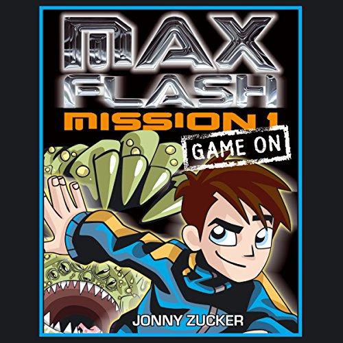 Max Flash Mission 1  Audiolibri
