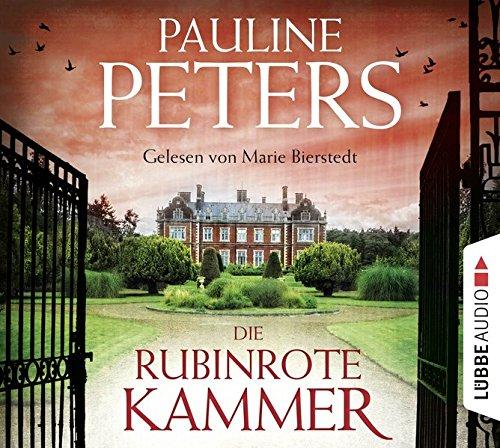 Download Die rubinrote Kammer (Victoria-Bredon-Reihe, Band 1)