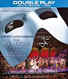 The Phantom of the Opera at the Royal Albert Hall - Double Play (Blu-ray + DVD) [Region Free]