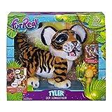 Hasbro FurReal Friends B9071100 – tyler van de koningklijker, elektronisch huisdier