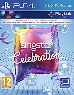 SingStar Celebration - Gamme PlayLink (B0777T1MN7) | Amazon Products