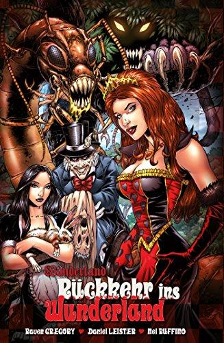 Wonderland, Band 1 - Rückkehr ins Wunderland (Wonderland - Der neue ()