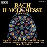 J.S. BACH: MESSE IN H-MOLL BWV232(2CD)(low-price) by PETER SCHREIER