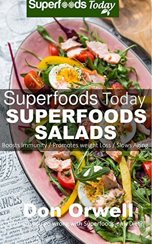 Superfoods salads over 60 quick easy gluten free low cholesterol superfoods salads over 60 quick easy gluten free low cholesterol whole foods recipes full forumfinder Images