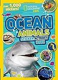 Ocean Animals Sticker Activity Book: Over 1,000 Stickers! (National Geographic Sticker Activity Book)