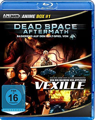 Bild von Dead Space Aftermath/Vexille - Anime Box 1 [Blu-ray]