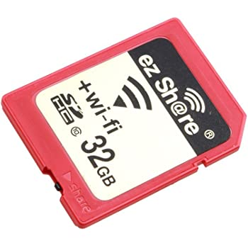 ¿Ez compartir Wifi tarjeta Sd 8 GB clase 10 Nuevo Inc? 2nd Generation