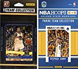 NBA Golden State Warriors 2Unterschiedliche lizenzierte Team Set Trading Karte