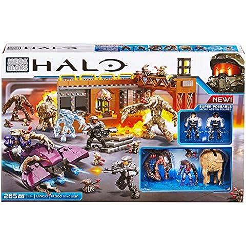 Mega Bloks - Juego de construcción para niños Halo (97430U)
