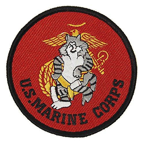 ecusson-patch-brode-us-marine-corps-rond-airsoft-deco-sac-veste-trousse-blouson-casquette-casque