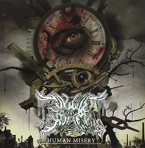 Slowly Rotten: Human Misery (Audio CD)