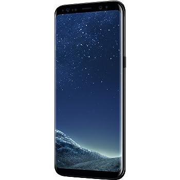 Samsung Galaxy S8 - schwarz ohne Simlock, ohne Vertrag