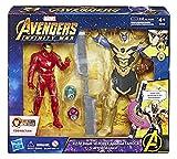 Hasbro Marvel Avengers–infinity war Iron Man Vs. Thanos Hero Vision, Battle Set Figuren, Action Figure, e0559103