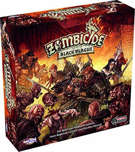 Preisvergleich Produktbild Cool Mini or Not CMN0003 - Zombicide: Black Plague