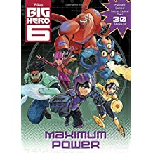 Maximum Power! (Disney Big Hero 6) (Coloring Book)
