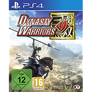 Dynasty Warriors 9 [Playstation 4]