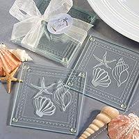 Beach Themed Glass Coaster Favors, 72 by Fashioncraft preisvergleich bei billige-tabletten.eu