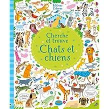 Chats et chiens - Cherche et trouve (CHERCHE TROUVE)