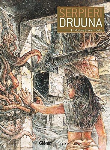 Druuna - Tome 01: Morbus Gravis - Delta par Paolo Eleuteri Serpieri