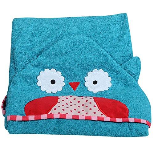 happy-cherry-accappatoio-uscita-di-bagno-in-cotone-per-neonati-bambino-asciugamano-con-cappuccio-ani