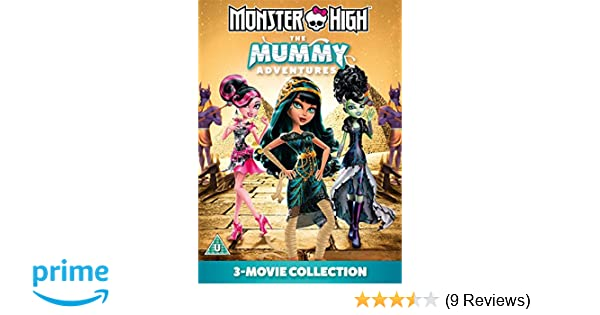 monster high – frights camera action 2014 μεταγλωτισμενο